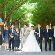 結婚式という非日常のイベントの中でも素の表情を写真を残したい