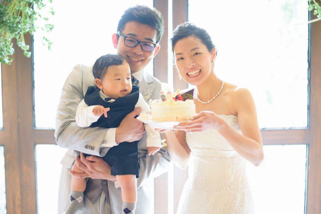 本当の結婚式の様な流れを行うことができ、私も、親もとても満足でした。のメイン画像