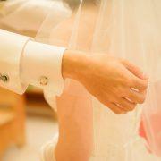 本当に結婚式をしているかのような写真を残すことができました。の画像1