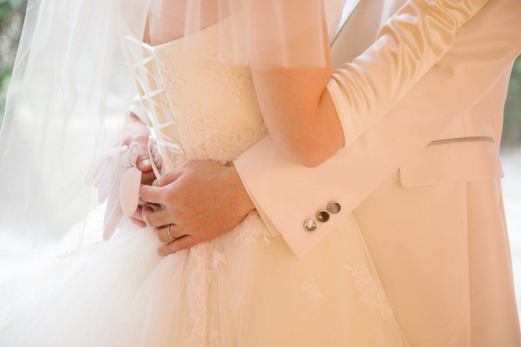 本当に結婚式をしているかのような写真を残すことができました。のメイン画像