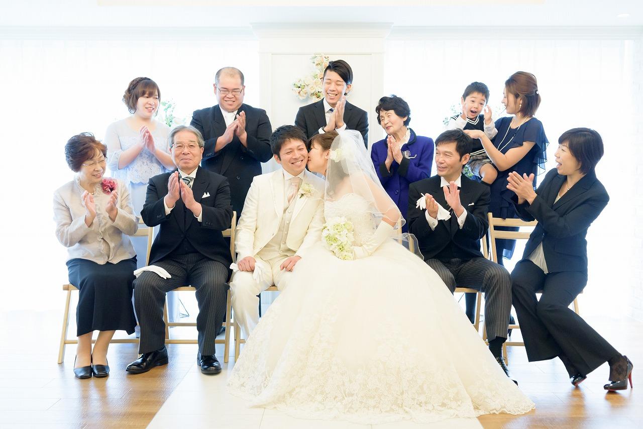 少人数結婚式(洋装)「フォトウエディング・前撮り」東京 写真だけの結婚式