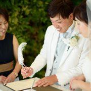 結婚式の様な流れで撮影をしていただけたので、少しは親孝行できたかなと自分なりに感じております。の画像18