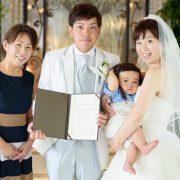 結婚式の様な流れで撮影をしていただけたので、少しは親孝行できたかなと自分なりに感じております。の画像19