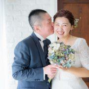 結婚式はしないけど、この2日間が私たちにとって素敵な記念日になりました。の画像7