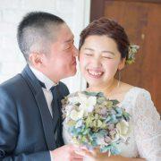 結婚式はしないけど、この2日間が私たちにとって素敵な記念日になりました。の画像6