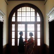 洋館×和装のフォトウエディングの画像3